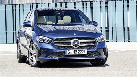 Mercedes B Class 2019 by Mercedes B Class 2019 Revealed In Carsguide