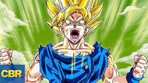 Dragon ball z / cast Most Epic Dragon Ball Z Character Transformations Ever - YouTube