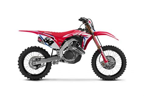 2019 Honda Crf450rwe First Look  Cycle News