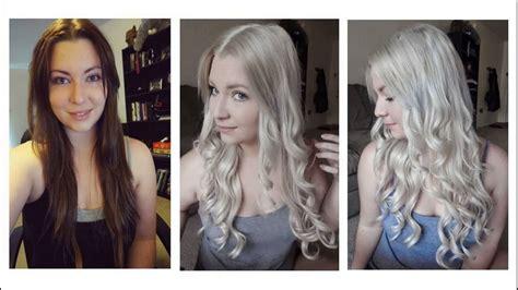 How Would Light Ash Brown Hair Dye For Dark Hair Look Best