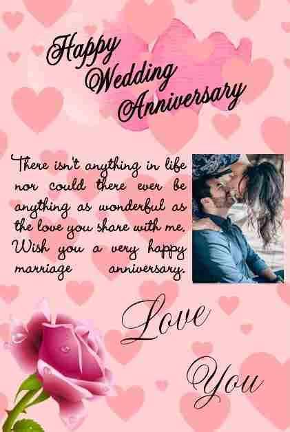 anniversary letter  wedding anniversary wishes