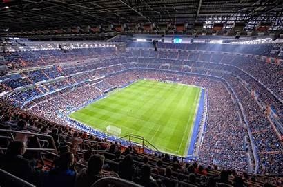 Madrid Wallpapers Bernabeu Santiago Stadium