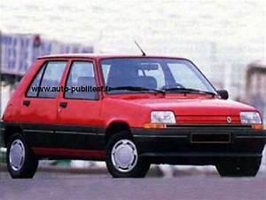 Renault Super 5 Five : renault super 5 1985 careos ~ Medecine-chirurgie-esthetiques.com Avis de Voitures
