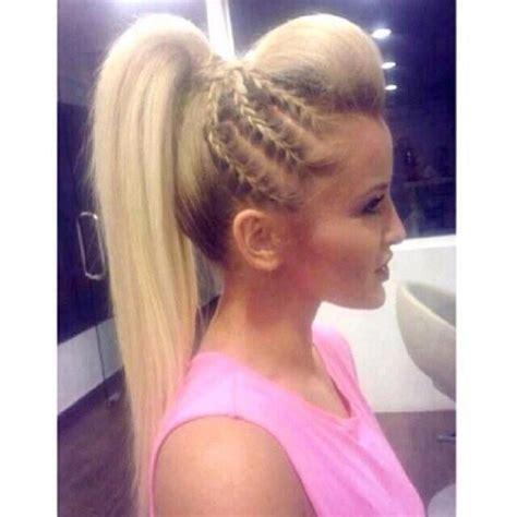 26 pretty braided hairstyle for summer cheer hair cheer