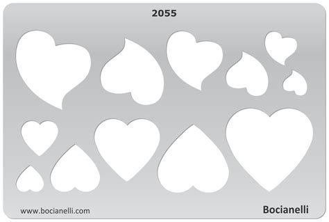 drafting templates metal clay jewellery jewelry design drawing drafting template stencil hearts ebay