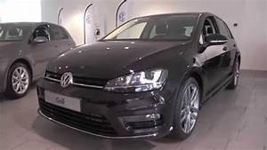 Golf 7 R Line : volkswagen golf 7 vii r line 2016 in depth review interior exterior youtube ~ Medecine-chirurgie-esthetiques.com Avis de Voitures