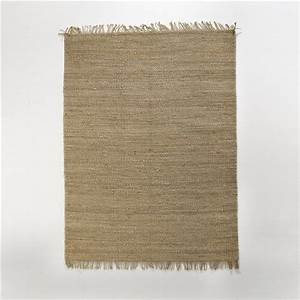 tapis chanvre naturel 2 tailles ajan la redoute With tapis naturel jute
