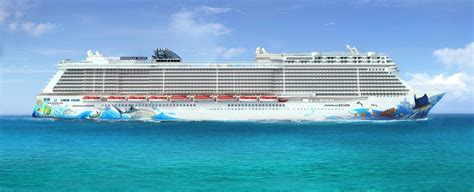 Norwegian Escape Cruise Ship - Norwegian Cruise Line ...