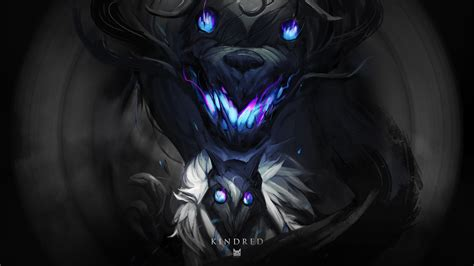 Lucian Animated Wallpaper - kindred fan league of legends wallpapers