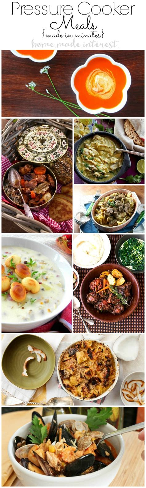 one pot oven meals one pot pressure cooker meals home made interest