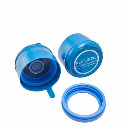 Spill Non Caps Bottle Reusable Water Cap