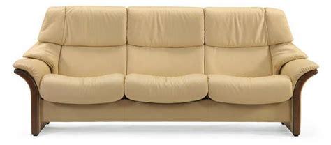 stressless eldorado highback sofa modern recliner