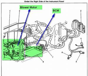 How Do You Replace The Blower Motor Resistor For A 2002