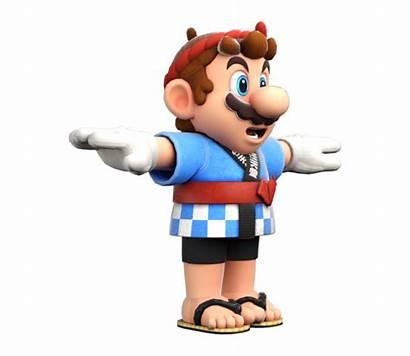Mario Happi Super Odyssey Switch Zip Nintendo