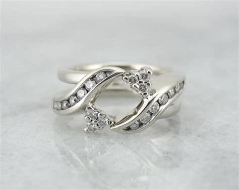wrap  engagement rings durham rose