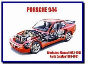 Porsche 944  1982-1991  - Service Manual