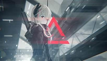 Anime Frontline Games Artwork Wallpapers Background Desktop