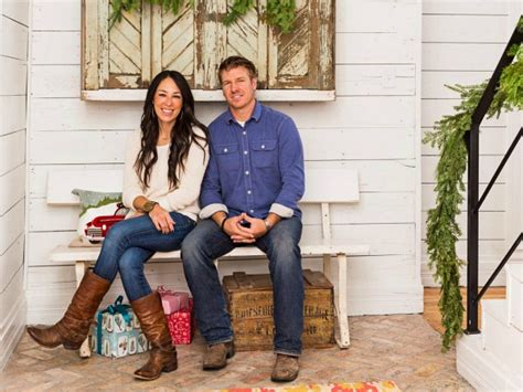 Chip and Joanna Gaines'