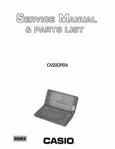 Casio A20 Cassiop