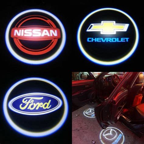Door Projector Lights by Nissan Led Door Projector Courtesy Puddle Logo Lights