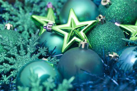free stock photo 6819 festive green xmas decorations