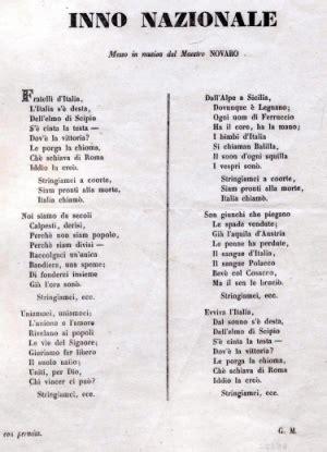 Testo Inno Nazionale Francese Canti Risorgimento Prima Parte Mauro Zuccante