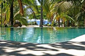 Ocean Front Vacation Rental In Santa Teresa Costa Rica