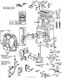 1 2 Hp Briggs Stratton Engine Diagram