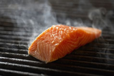 cooking salmon recipe for grilling salmon perfectly no turning