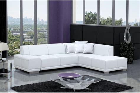 canapé convertible de luxe canapé d 39 angle moderne william noir blanc noir ivoire