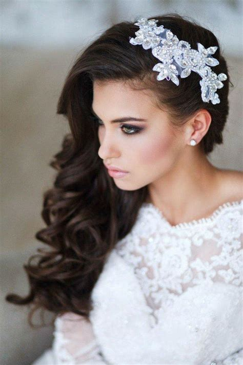 80 Beautiful Hairstyles For The Wedding ? The Perfect