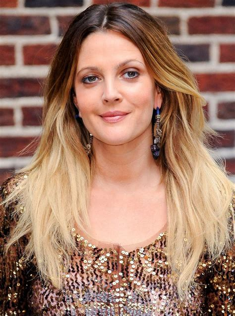 The Best Ombré Hair Of All Time In 2019 Drew Barrymore