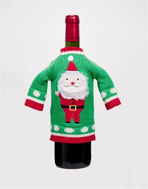wine sweater paperchase paperchase wine sweater at asos