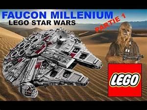Faucon Millenium Star Wars : faucon millenium i lego star wars i partie 1 youtube ~ Melissatoandfro.com Idées de Décoration