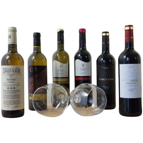 spanish fine wine hamper  pure spain