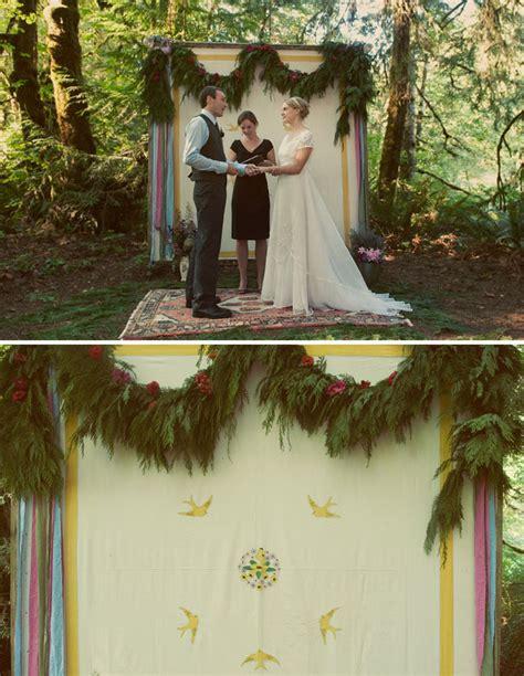 real wedding katie camerons camp wedding green wedding shoes