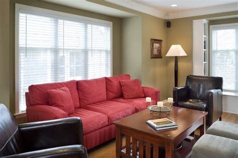 cape  addition family room traditional living room