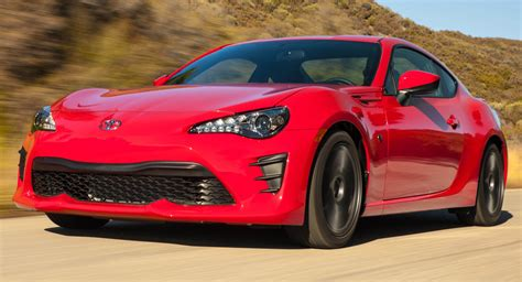 Toyota Car : 2019 Toyota 86 Trd Special Edition In The Works With