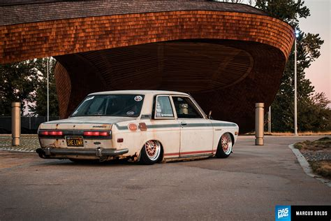 Datsun 510 Performance by Twisted A Custom Datsun 510 With A Twist Pasmag