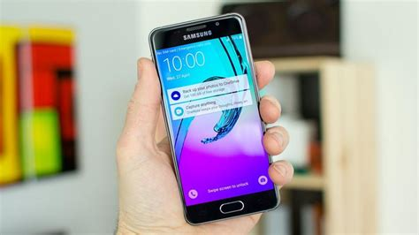 android phone reviews samsung galaxy a3 2016 review mid range android phone