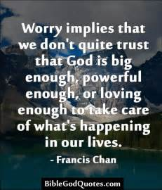 Bible Quotes About Worry