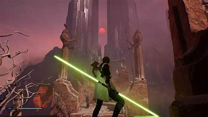 Jedi Fallen Wars Order Star Ps4 Universe