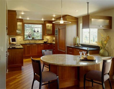kitchen island base traditional style kitchen peninsula design with dining
