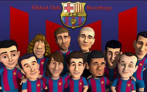 fc barcelona windows  theme themepackme
