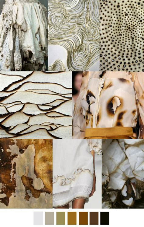 Nature Inspired Moodboard