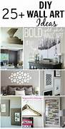 Diy Wall Canvas Ideas by Unique Wall Art Ideas Images