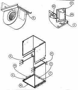 Cabinet Assy 2 Diagram  U0026 Parts List For Model