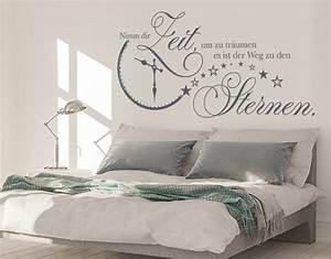 Wandtattoo nimm dir zeit wandtattoo ostern und geschenk for Wandtatoo schlafzimmer
