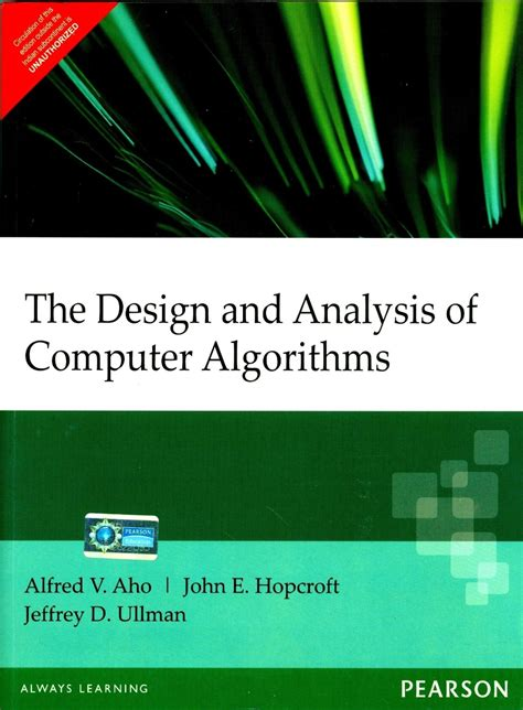 Design & Analysis Of Computer Algorithms 1st Edition Buy