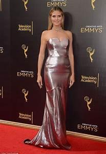 Heidi Klum is a showstopper on star-studded Creative Arts ...